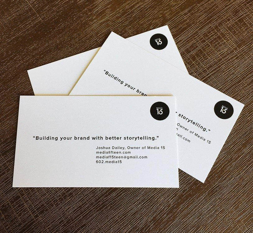 BUSINESS CARDS | Media 15